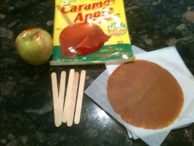 Concord Foods Caramel Apple Wrap (you add the apple)