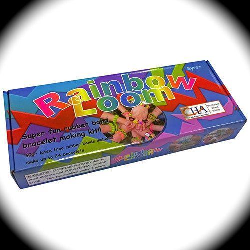 Rainbow Loom Kit from KimmyShop.com