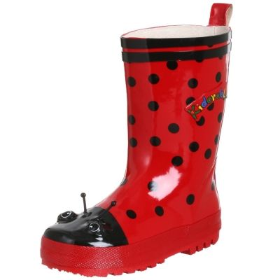 Complete Your Halloween Ladybug with these Boots from Amazon