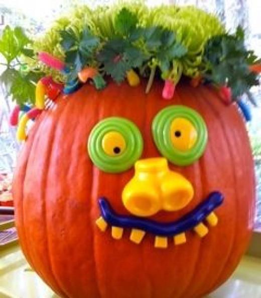 2011 Uncarved Pumpkin