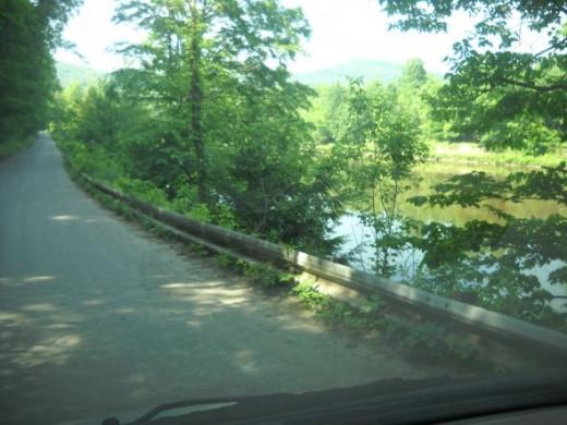 White River in Royalton, Vt