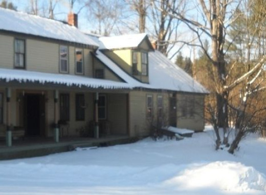 Royalton Bed and Breakfast in Winter