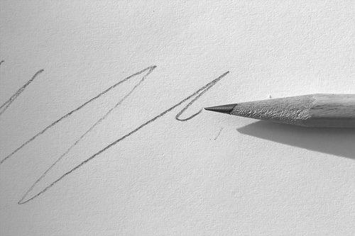 Scribble Writing